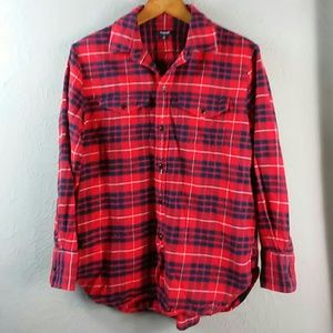 Madewell Flannel Size X-small